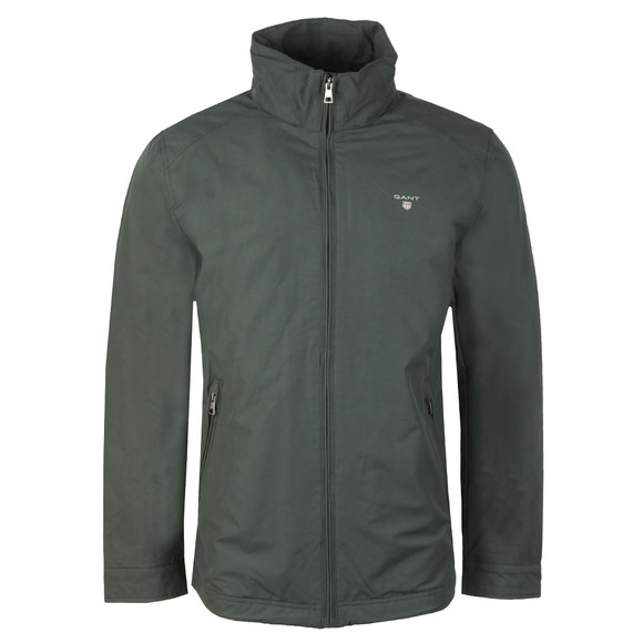 Gant Mens Green The Midlength Jacket main image