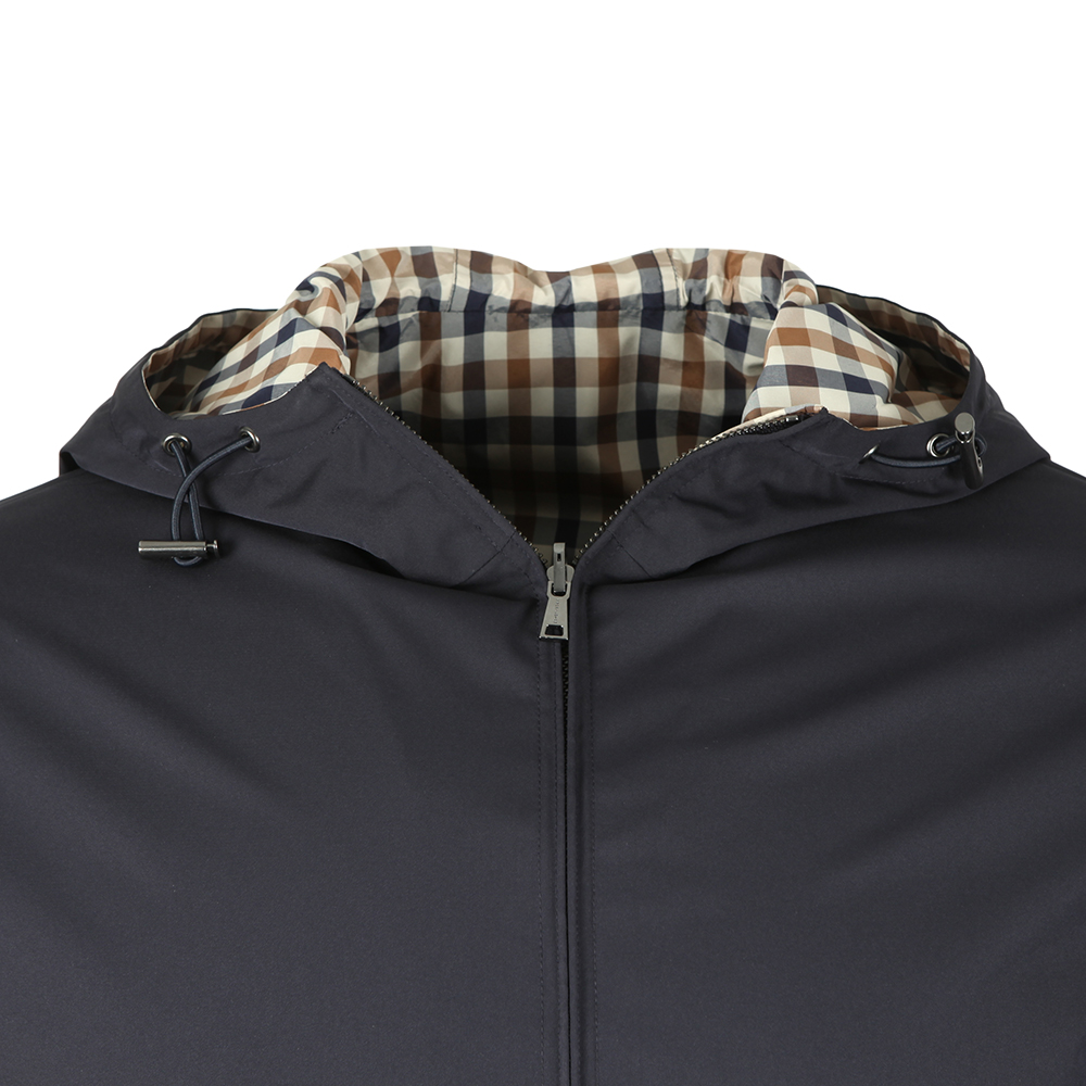Tyne Hooded Reversible Blouson main image