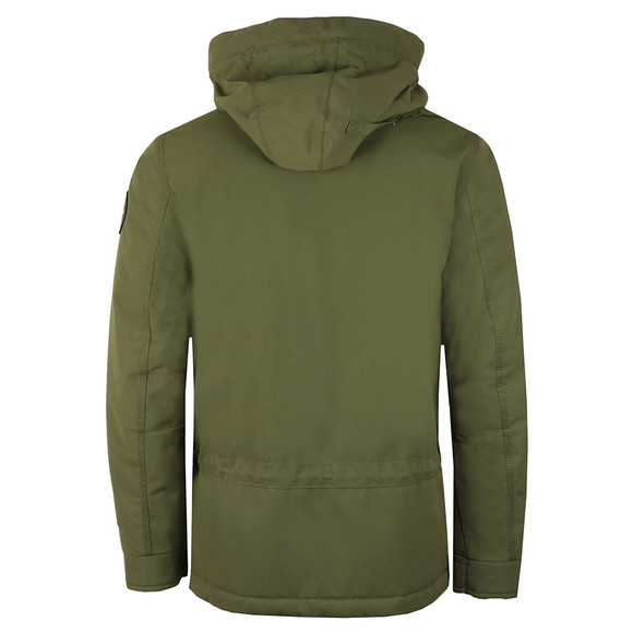 Napapijri Mens Green Skidoo 2 Jacket main image