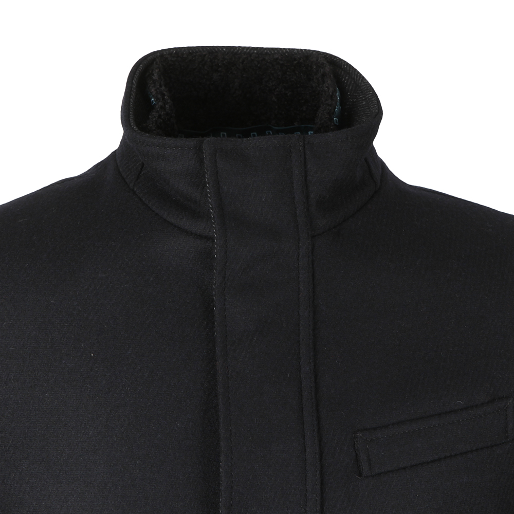 Cheago Funnel Neck Coat main image