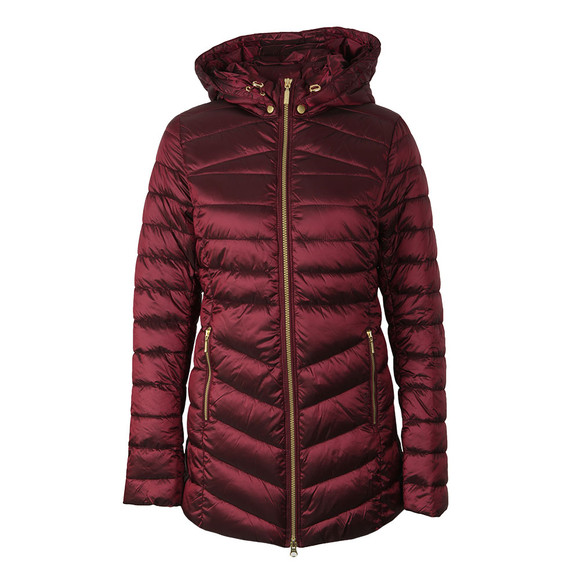 Barbour Lifestyle Womens Purple Ailith Quilted Jacket  main image