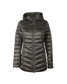 Barbour Lifestyle Womens Grey Ailith Quilted Jacket