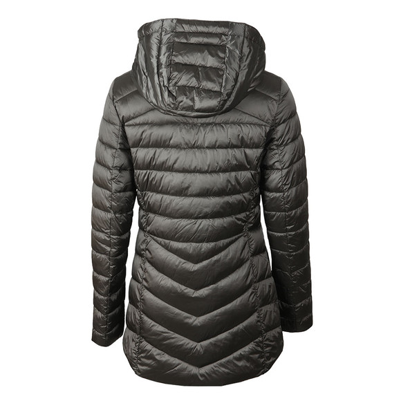 Barbour Lifestyle Womens Grey Ailith Quilted Jacket  main image