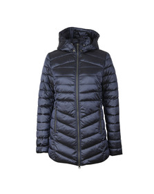 Barbour Lifestyle Womens Blue Ailith Quilted Jacket