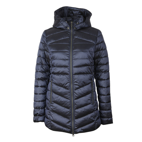 Barbour Lifestyle Womens Blue Ailith Quilted Jacket  main image