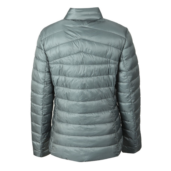 Barbour Lifestyle Womens Grey Vartersay Quilted Jacket