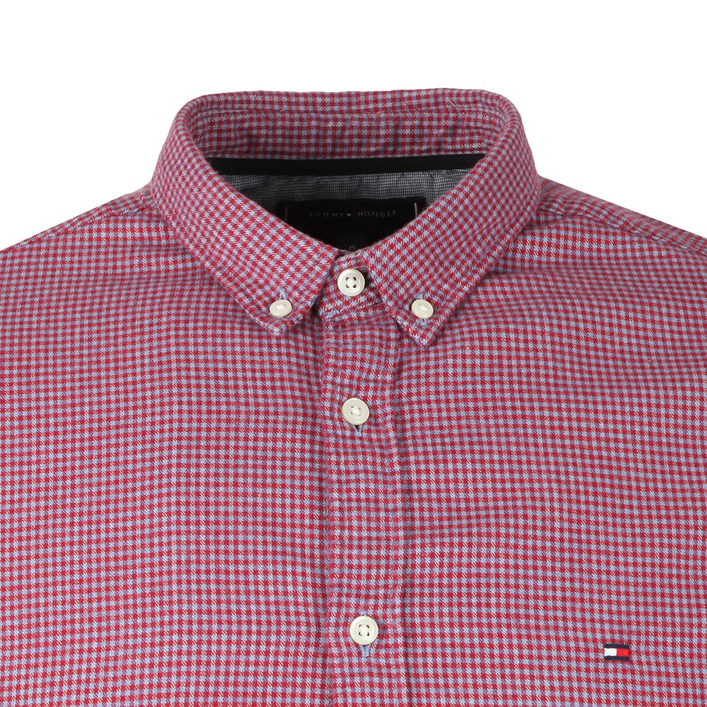 L/S Mini Gingham Shirt main image