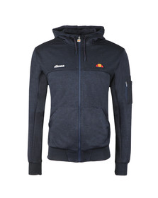 Ellesse Mens Blue Corsina Full Zip Sweat