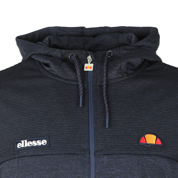 Ellesse Mens Blue Corsina Full Zip Sweat main image