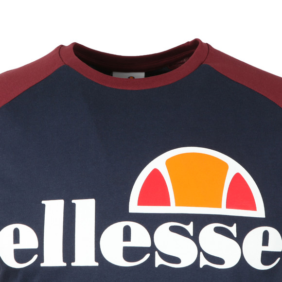 Ellesse Mens Blue Cassina T Shirt main image