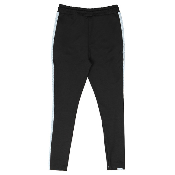 Creative Recreation Mens Black Aurora Reflective Jogger main image