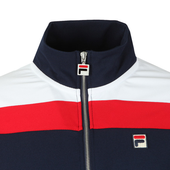 Fila Mens Blue Parker Track Top main image