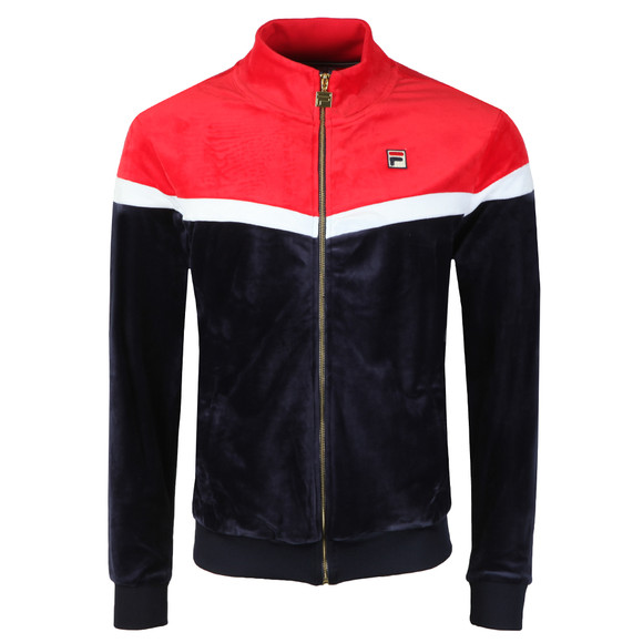 Fila Mens Blue Harry Track Top main image