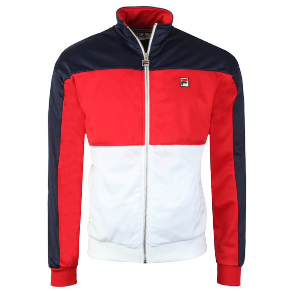 Fila Mens Multicoloured Sterling Track Top main image