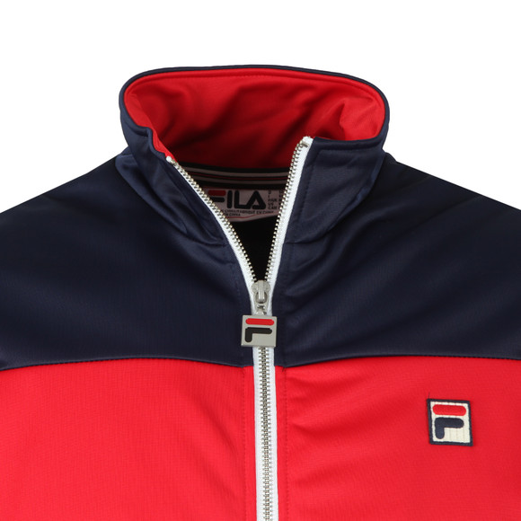 Fila Mens Blue Sterling Track Top main image