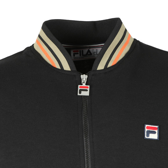 Fila Mens Black Settanta Track Top main image