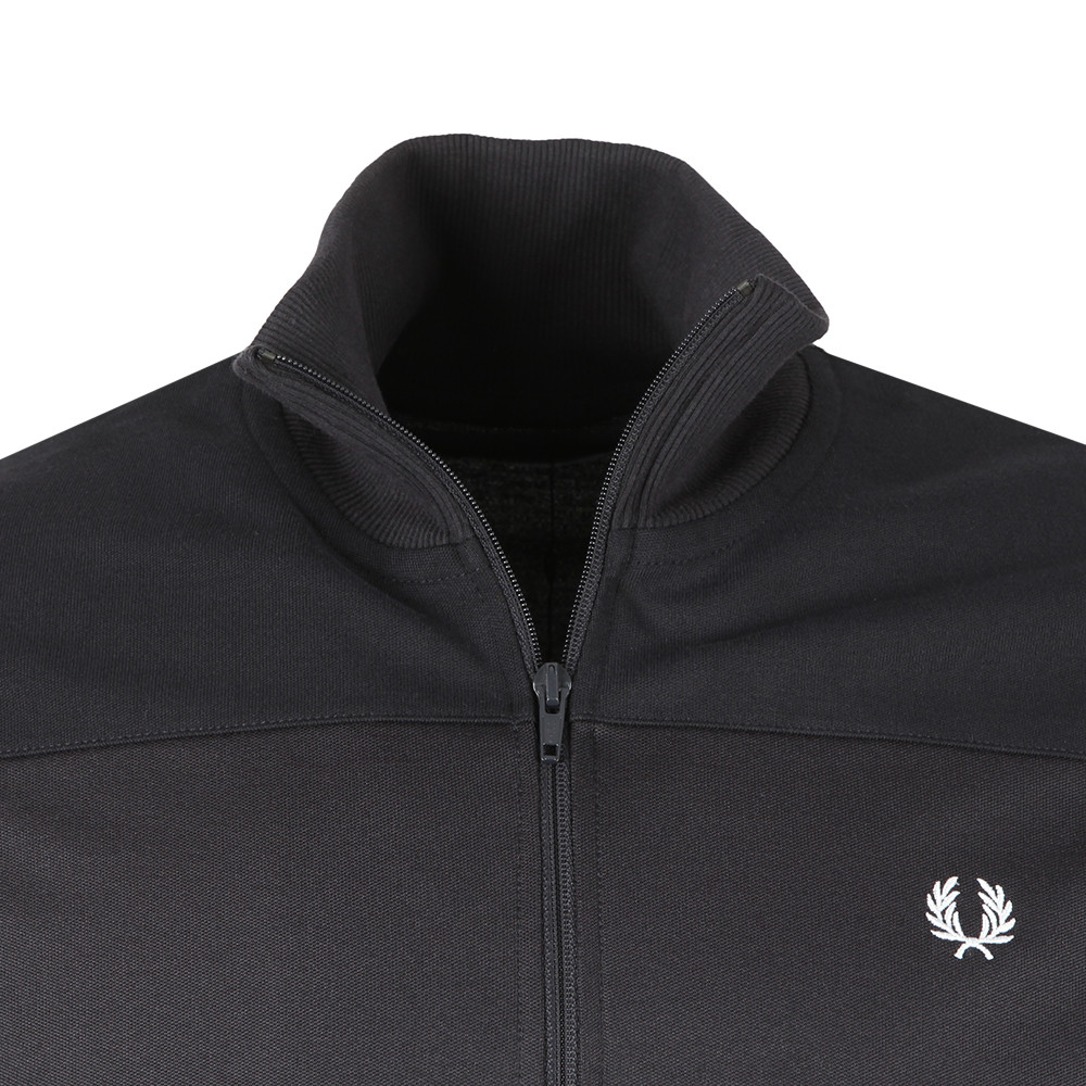 Panelled Track Jacket main image