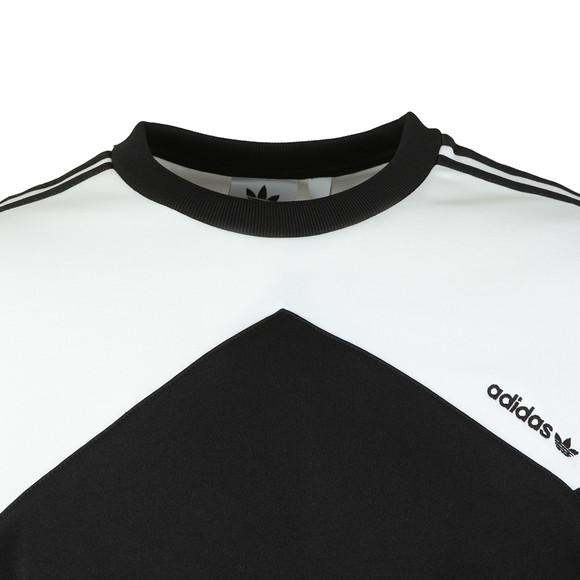 adidas Originals Mens Black Palmeston Crew Sweat main image