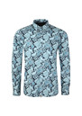 Classic Fit Paisley Print Shirt additional image