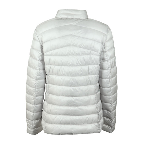 Barbour Lifestyle Womens White Vartersay Quilted Jacket