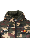 Ellesse Mens Green Lombardy Jacket