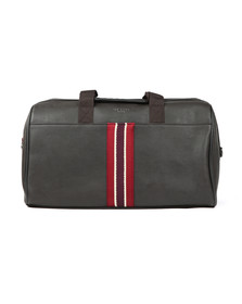 Ted Baker Mens Brown Berman Webbing Holdall