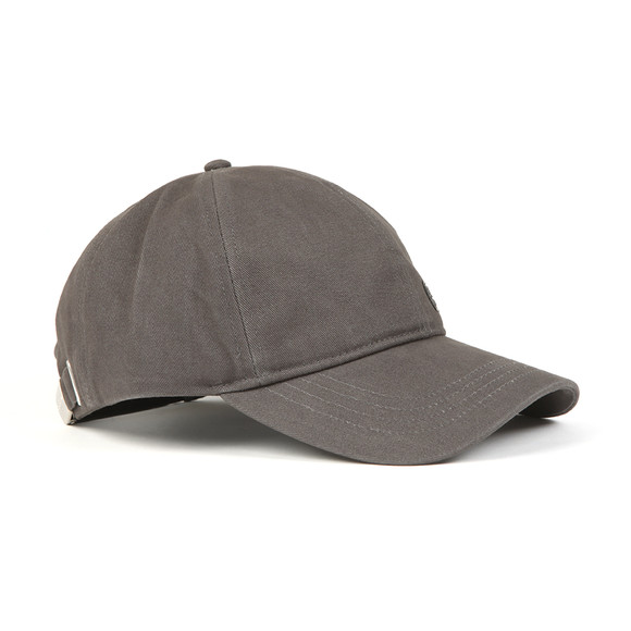 Barbour International Mens Grey Norton Drill Cap main image