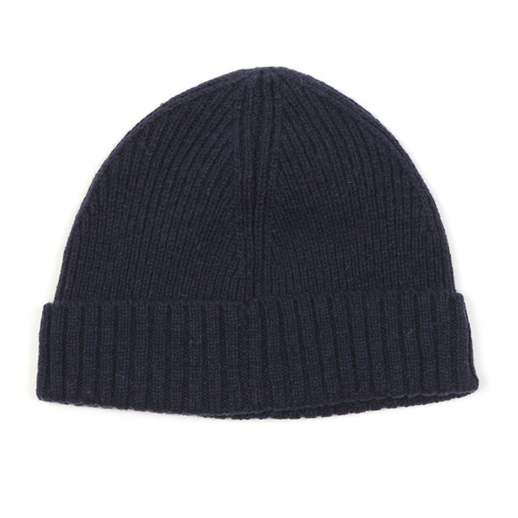 Gant Mens Blue Wool Beanie main image