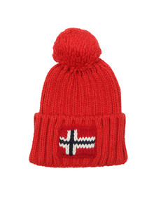 Napapijri Mens Red Semiury 1 Hat