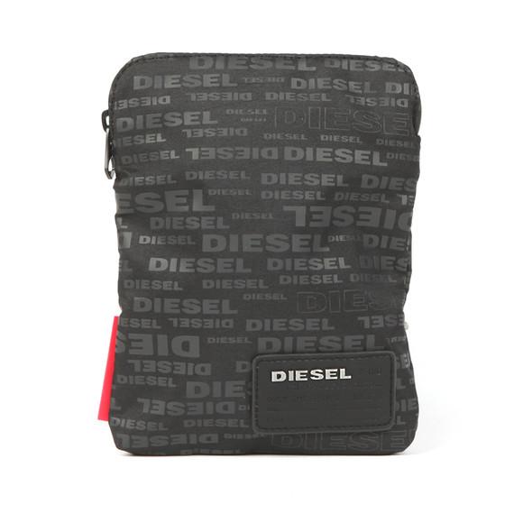 Diesel Mens Black F-Discover Small Crossbody Bag main image