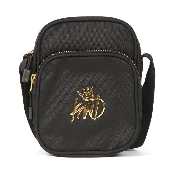 Kings Will Dream Mens Black Logo Manbag main image