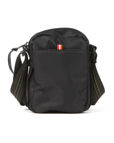 Luke Mens Black Fernaus Crossover Bag