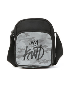 Kings Will Dream Mens Black Hurricane Manbag