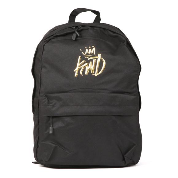Kings Will Dream Mens Black Merrow 3D Logo Backpack  main image