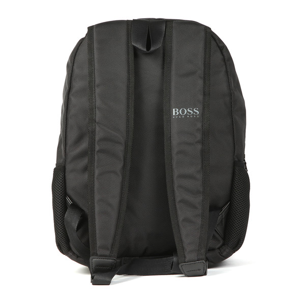 BOSS Bodywear Boys Black J20229 Backpack main image