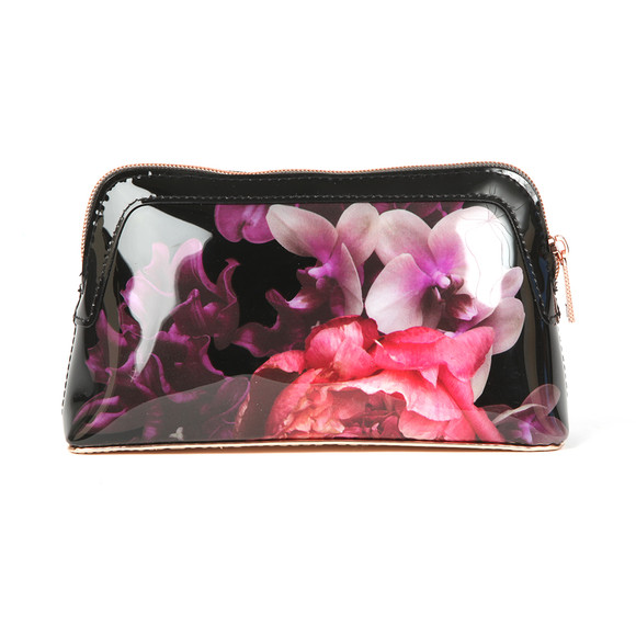 Ted Baker Womens Black Muir Splendour Make Up Bag main image