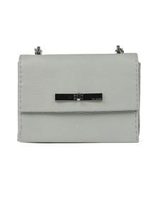 Ted Baker Womens Grey Juliah Concertina Mini Xbody Bag