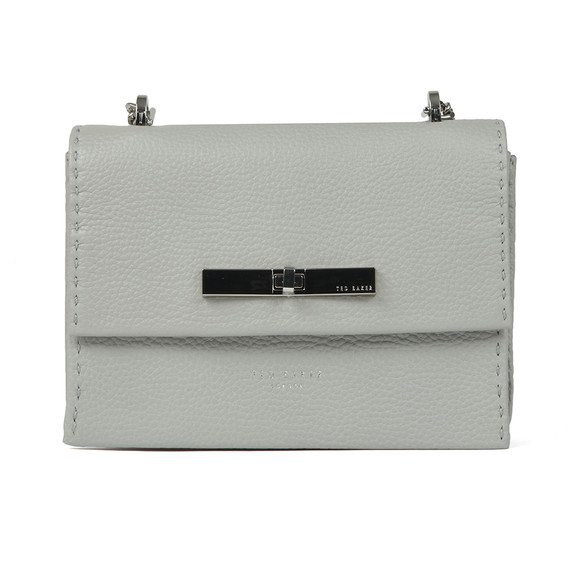 Ted Baker Womens Grey Juliah Concertina Mini Xbody Bag main image