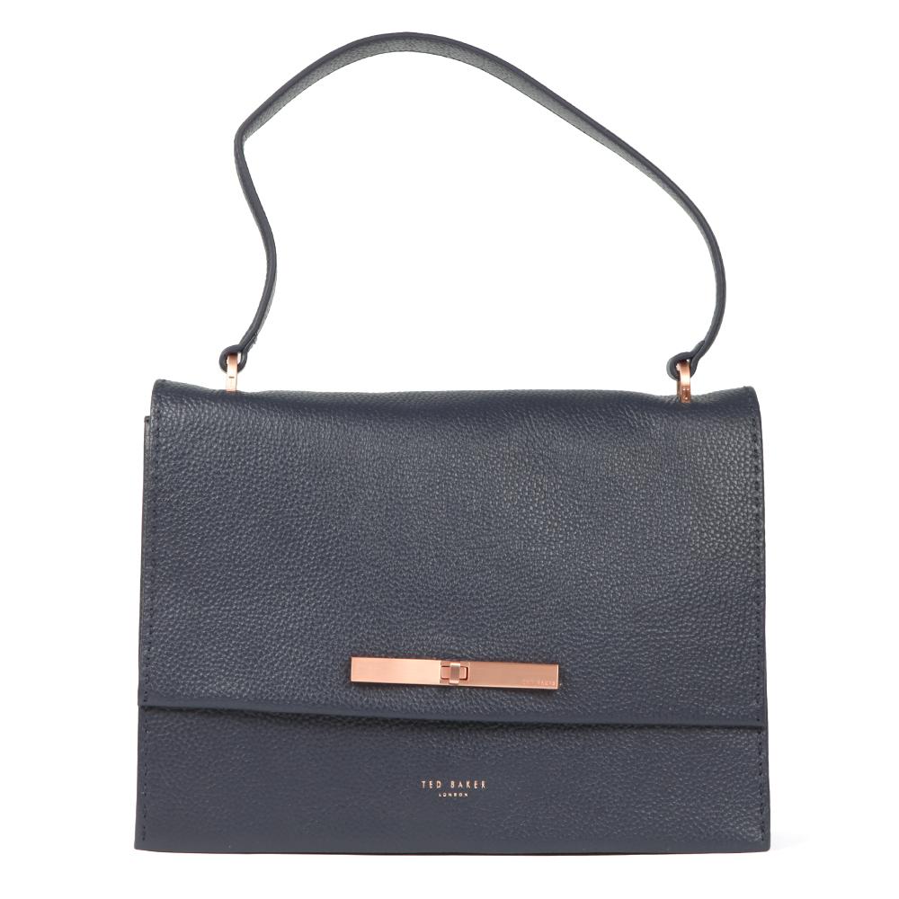 cf321c77fe416 Ted Baker Jessi Concertina Leather Shoulder Bag