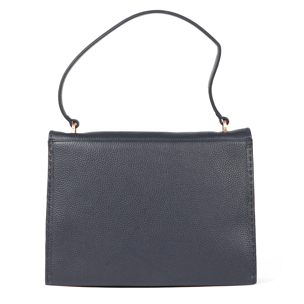 Jessi Concertina Leather Shoulder Bag main image