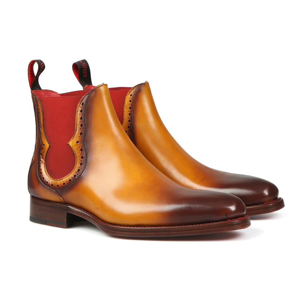 06b0ca67f2f Mens Brown Dexter-B Fear Boot