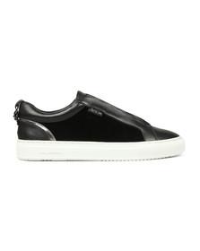 Karl Lagerfeld Mens Black Kupsole Karl Slip On Shoe