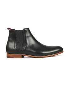 Ted Baker Mens Black Whron Boot