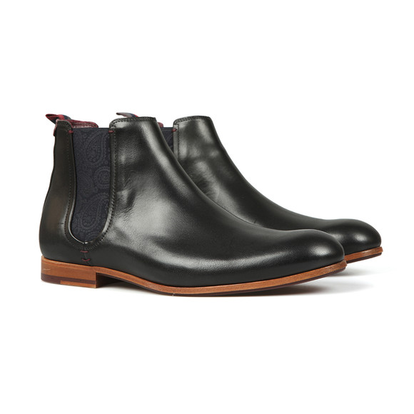 Ted Baker Mens Black Whron Boot main image