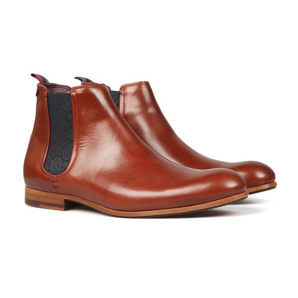 Ted Baker Mens Brown Whron Boot main image