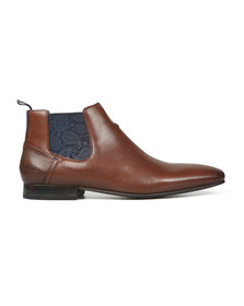 Ted Baker Mens Brown Lowpez Boot