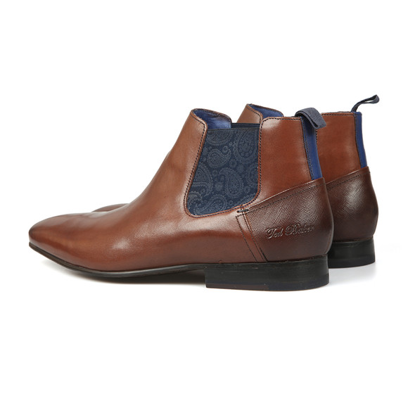 Ted Baker Mens Brown Lowpez Boot main image