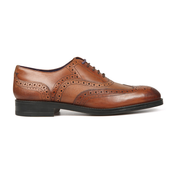 Ted Baker Mens Brown Almhano Shoe main image