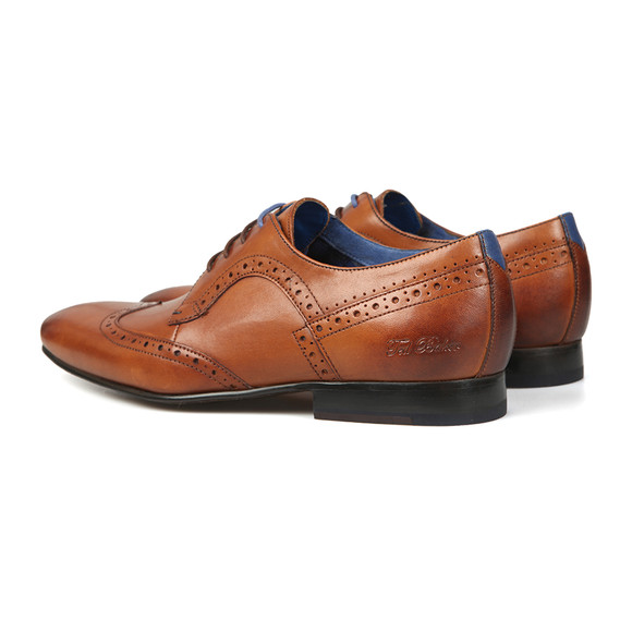 Ted Baker Mens Brown Ollivur Shoe main image