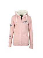 Aria Applique Zip Hoody